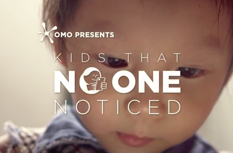 OMO Laundry Detergent - Kids That No One Noticed