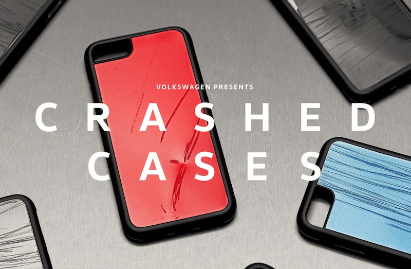 Volkswagen Crashed Cases