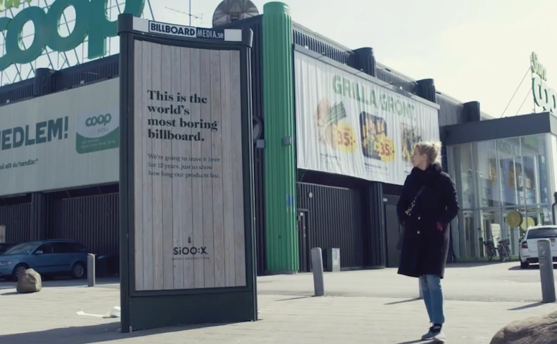 The World's Most Boring Billboard
