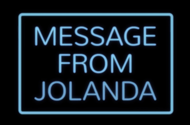 Message from Jolanda - Belgian Cancer Foundation
