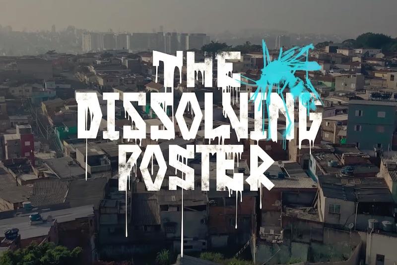 HABITAT | The Dissolving Poster