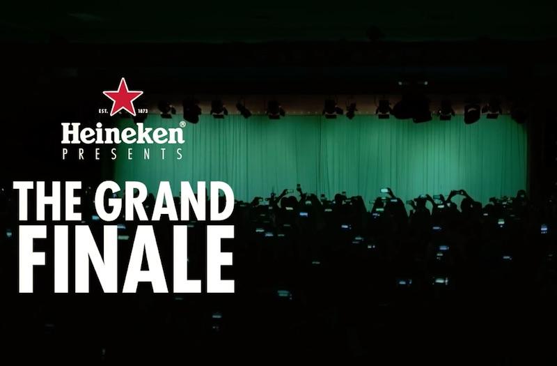 THE GRAND FINALE - HEINEKEN