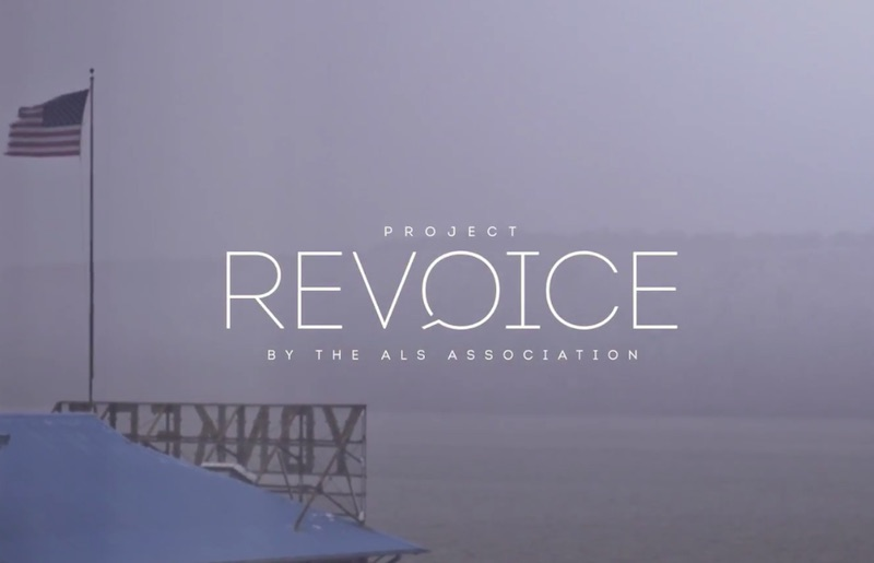 ALS Association – Project Revoice