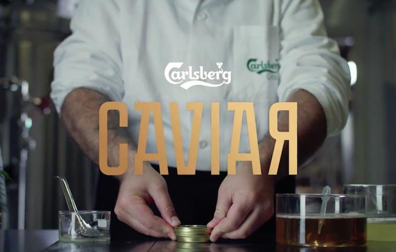 Carlsberg Caviar
