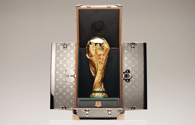 Louis Vuitton FIFA World Cup™ Trophy Travel Case