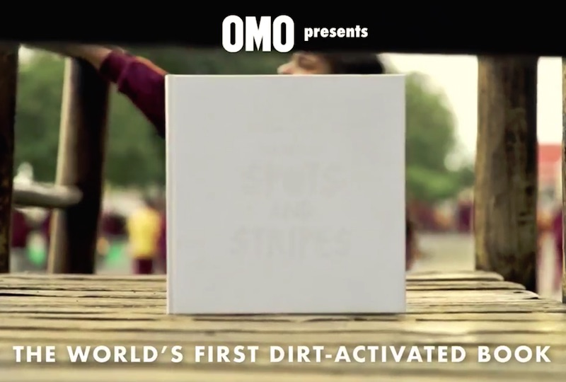 OMO Book of Dirt