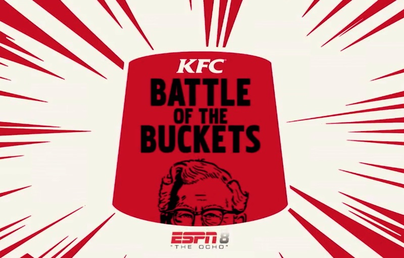 Battle of the Buckets