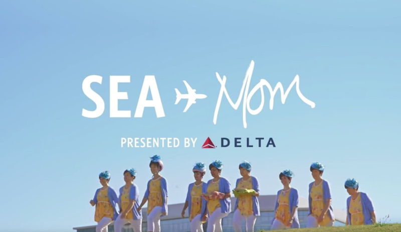 Delta Air Lines | SEA to Mom ft. Lisa Smith