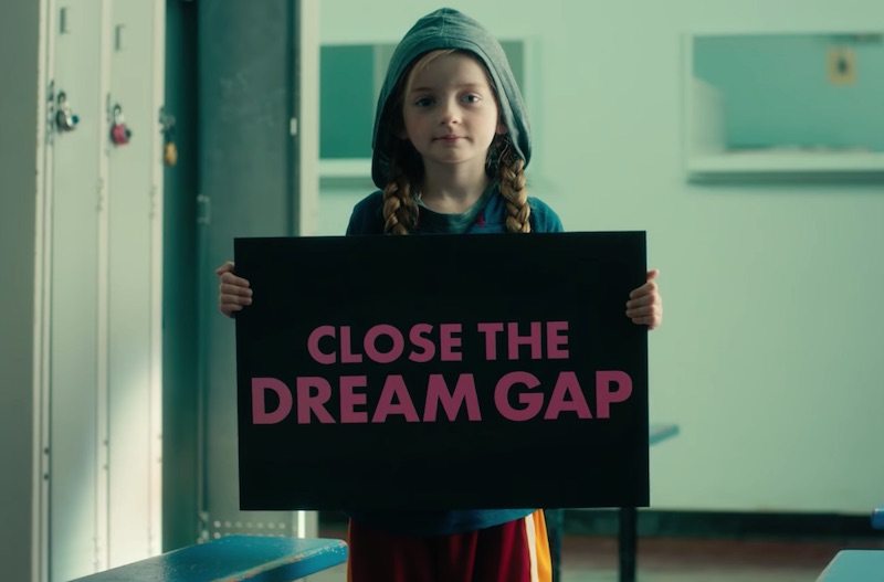 The Dream Gap Project | Barbie