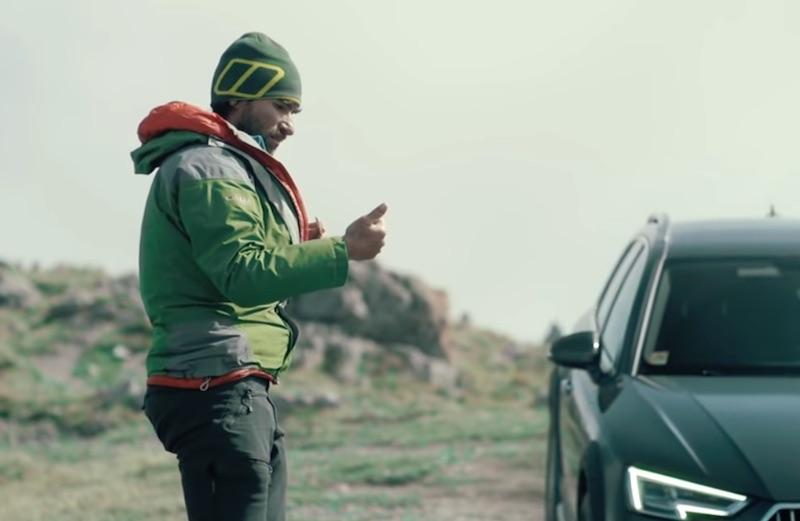 Audi quattro | Hitchhiker