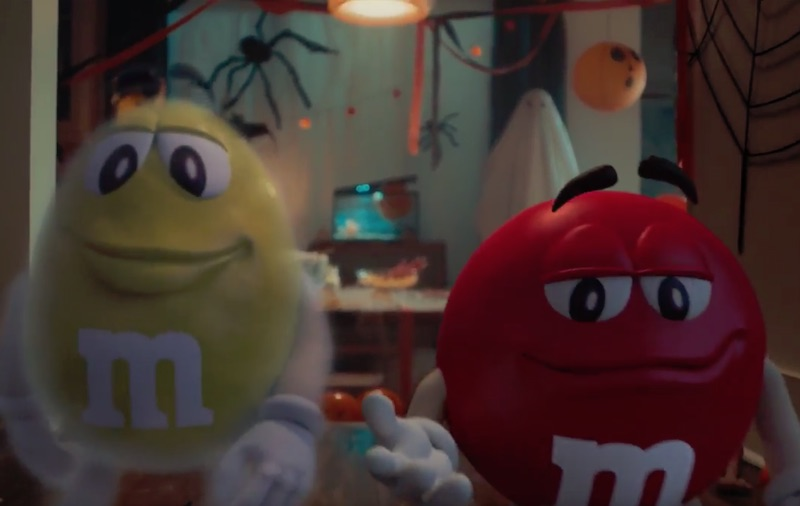 M&M'S Halloween – Ghosted