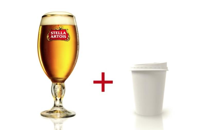 On the Go A Stella Artois Experiment