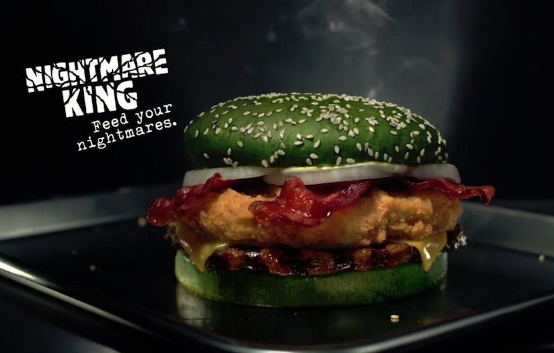 Burger King | Feed Your Nightmares