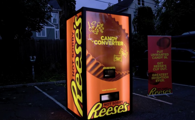 Reese's Halloween Candy Converter