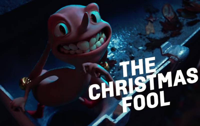 The Christmas Fool