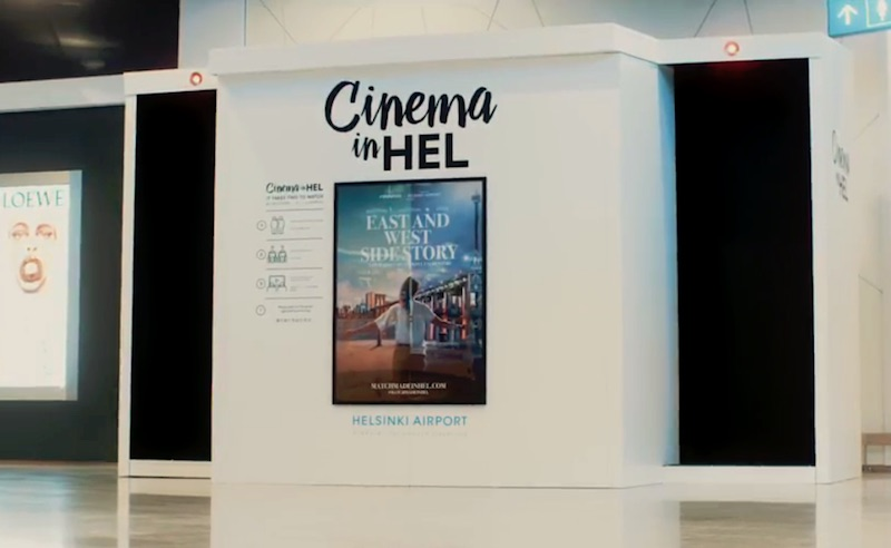 Cinema in HEL – It takes two to watch