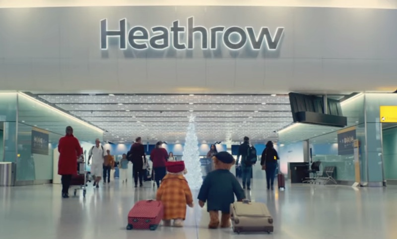 The Heathrow Bears Return | #HeathrowBears