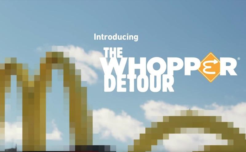Burger King | Whopper Detour