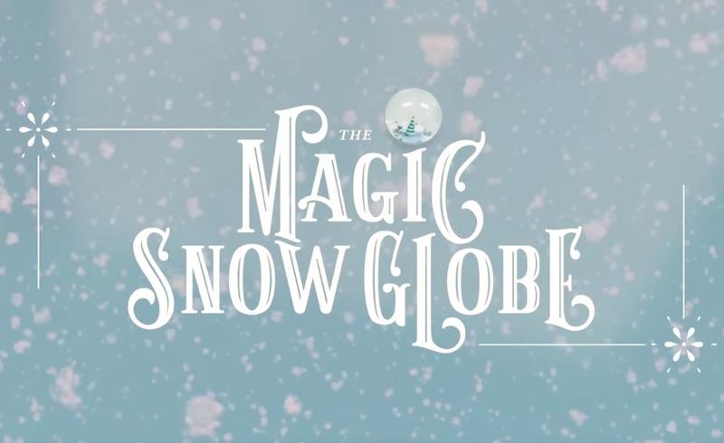 The Magic Snow Globe