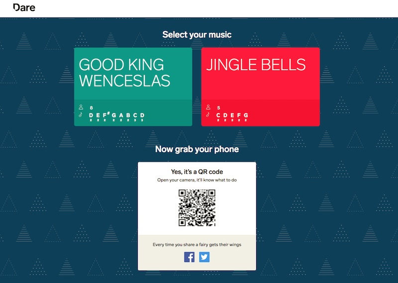 #SlayBell | Create your own hand bell choir | ThisisXmas by Dare Digital