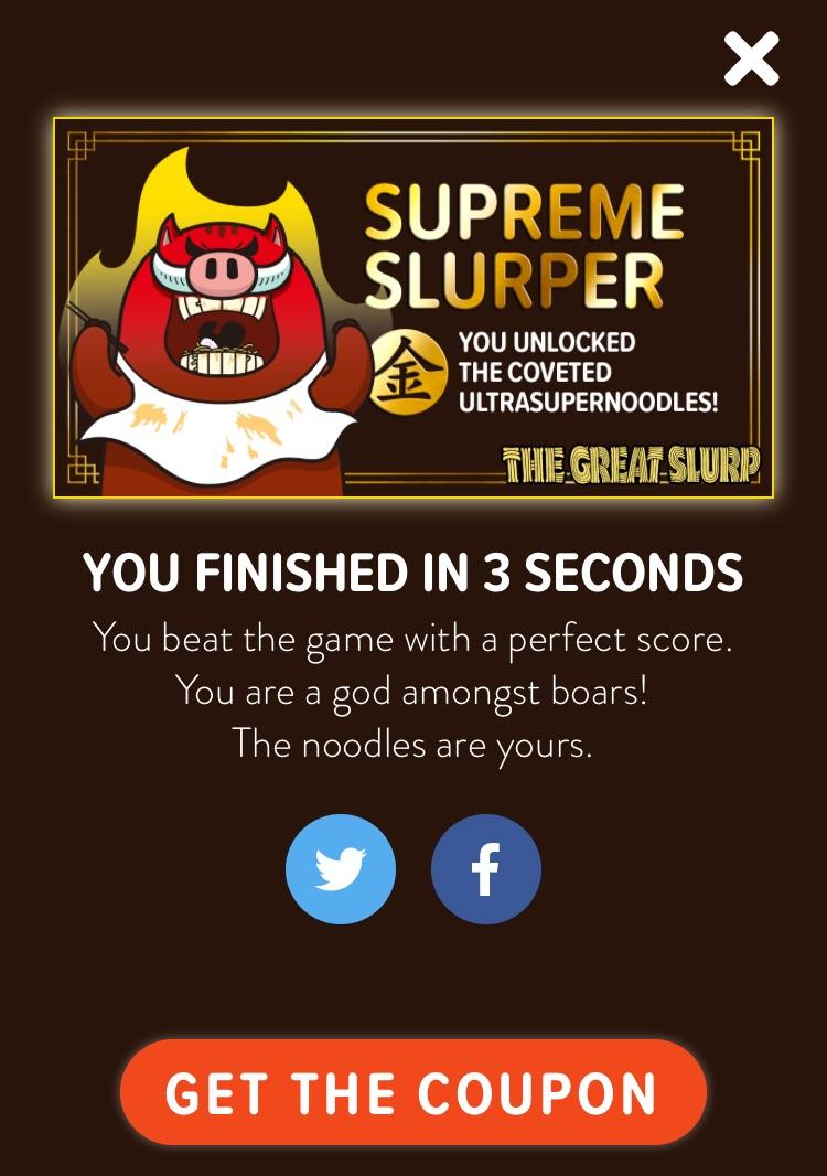 The Great Slurp