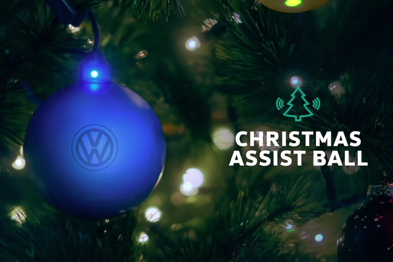 Volkswagen - Christmas Assist Ball