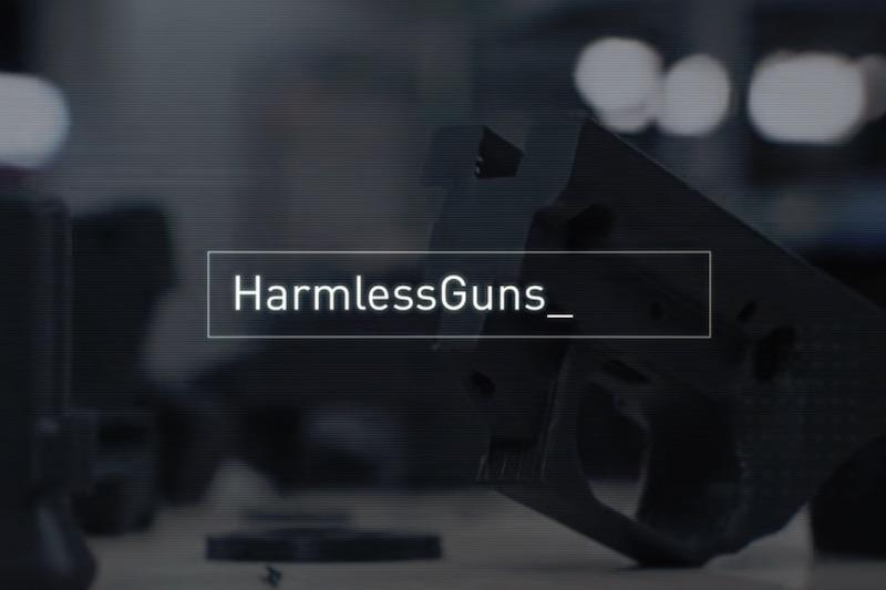 DAGOMA_HARMLESS GUNS