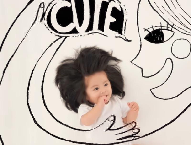 he Hairy Tale by babychanco #HairWeGo PANTENE