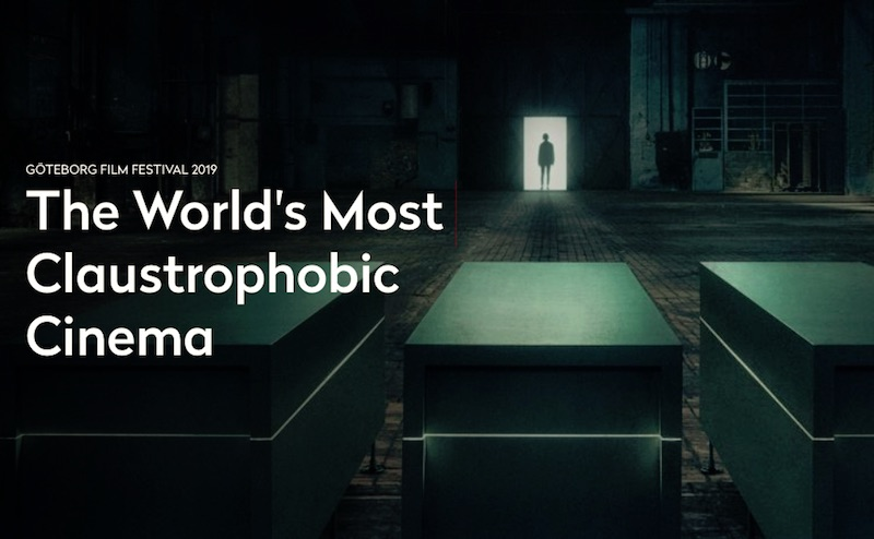 The World's Most Claustrophobic Cinema