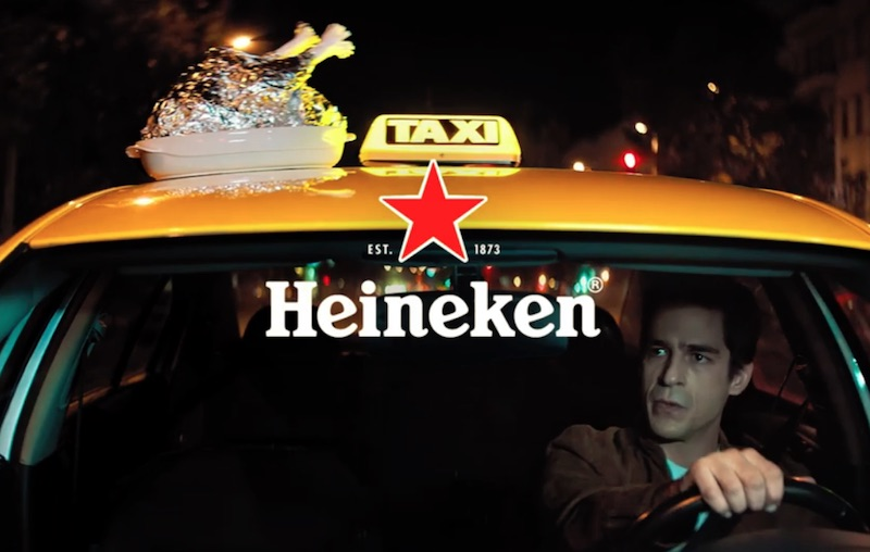 Heineken Holiday Troubles