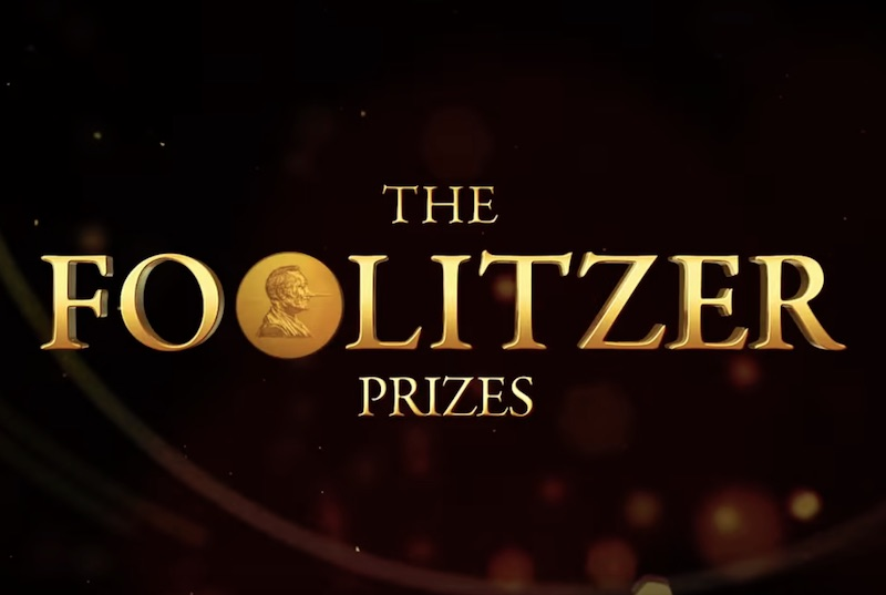 THE FOOLITZER PRIZE