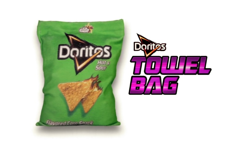 Doritos TOWEL BAG