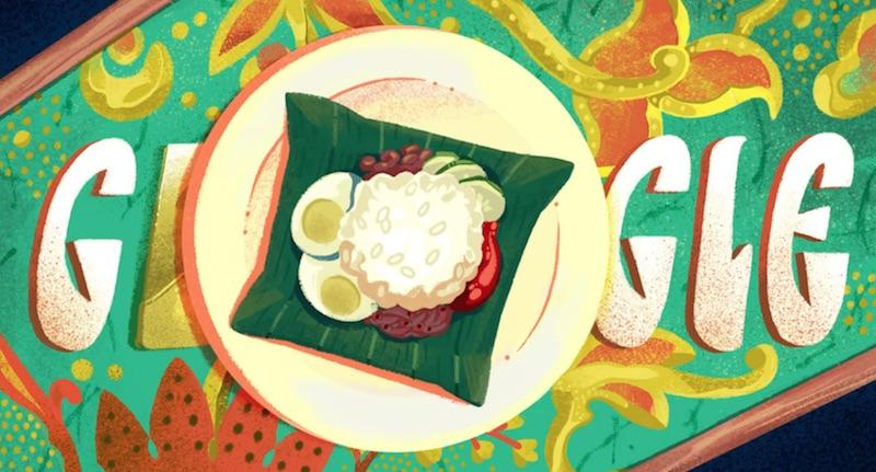 Celebrating Nasi Lemak