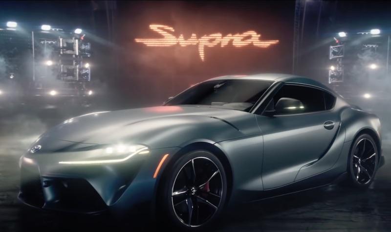 Toyota Supra Wizard