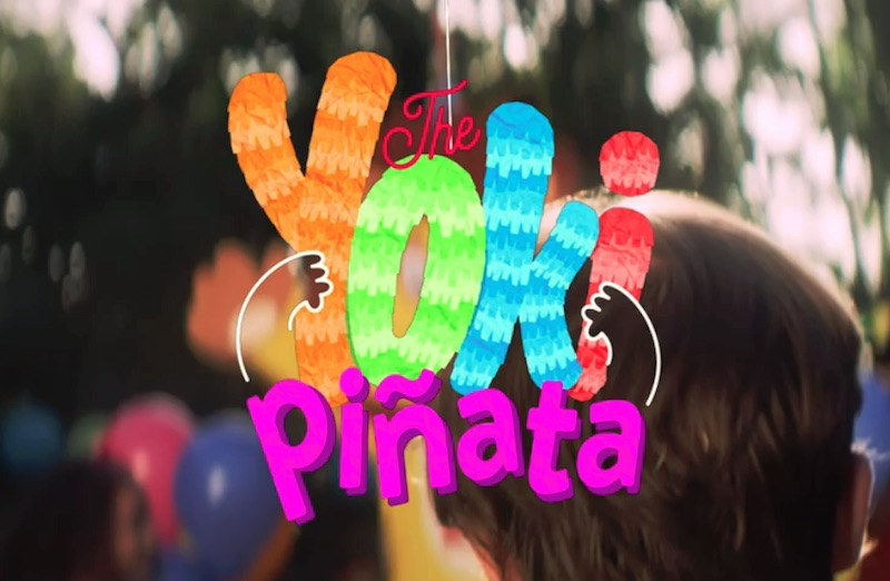 The Yoki Piñata