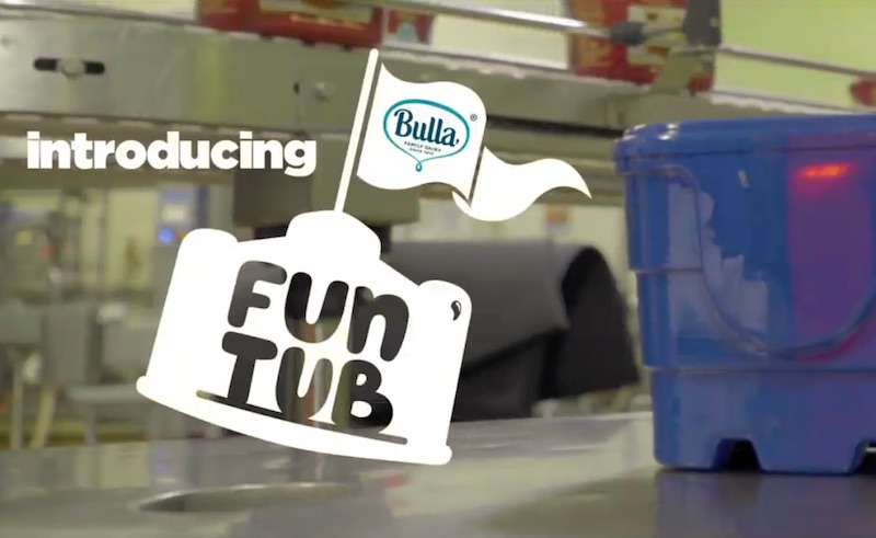 Bulla Launches World-First FunTubs