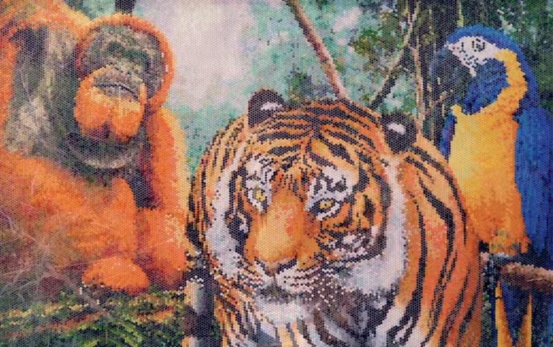 【6万粒の環境破壊】 動物を、つぶすな。