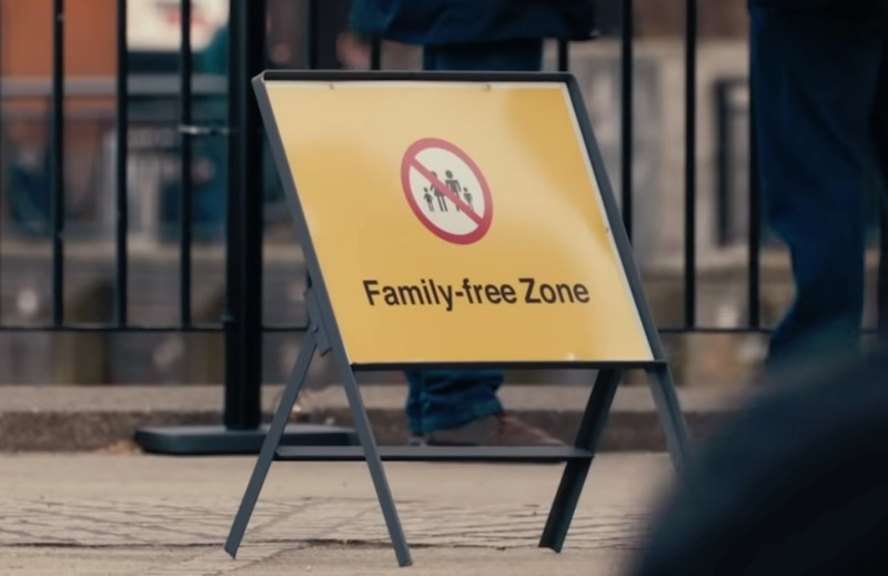 FamiliesTogether Family-Free Zone