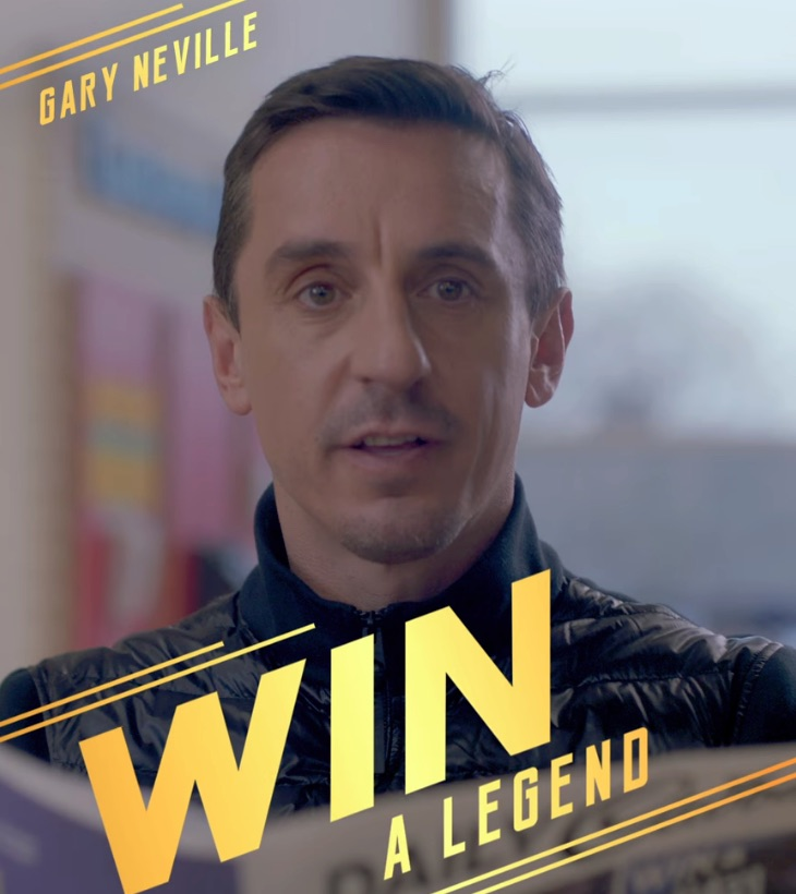 Buy a Legend, Win a Legend
