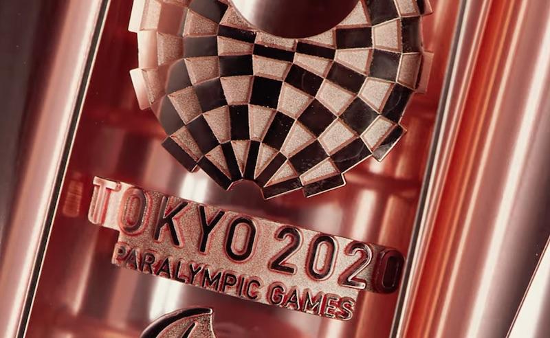 東京2020パラリンピック聖火リレートーチ、聖火リレートーチ・エンブレム決定