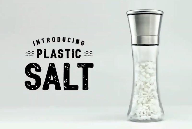 PLASTIC SALT