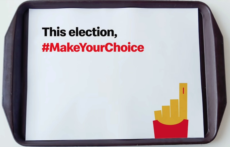 Don't Give Up On Your Right To Choose | #MakeYourChoice