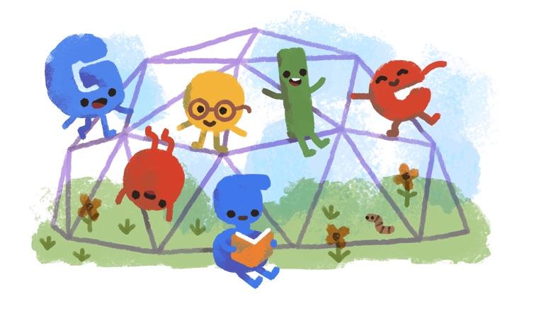 Google 5月5日はこどもの日のロゴに!