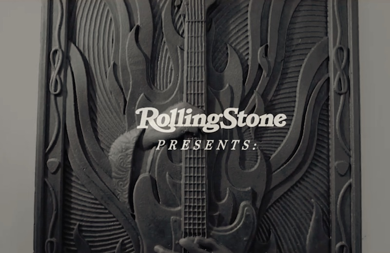 Rolling Stone Brasil SoundProof Posters