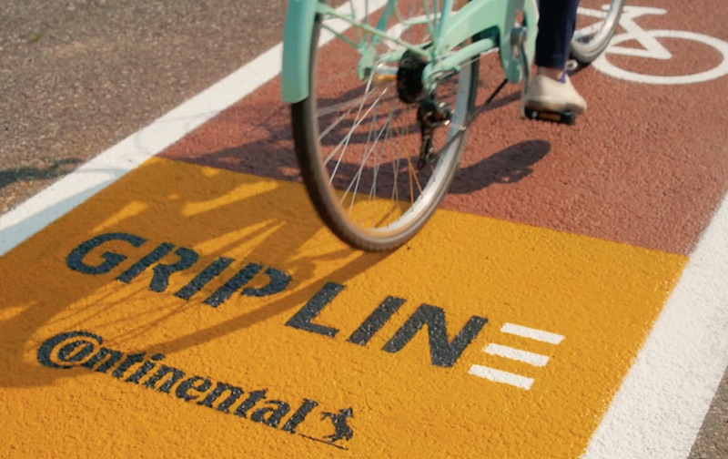 Continental Grip Line