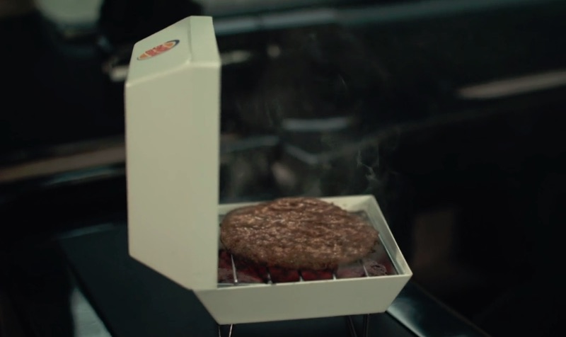 Burger King / Mini Flame Grill