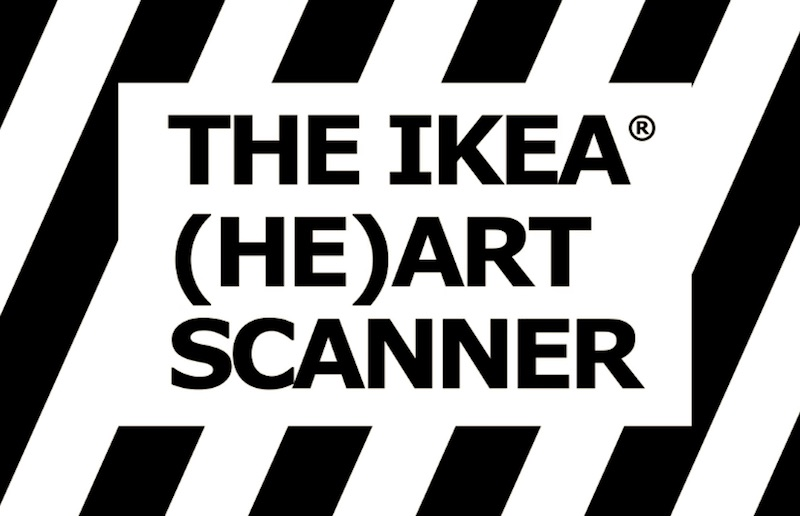 IKEA HEART SCANNER