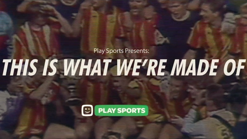 Telenet Play Sports - This is what we're made of