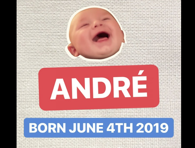 BORN ANDRE l Looking for baby André