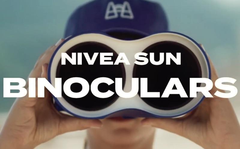 Binóculo protetor - NIVEA